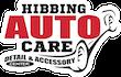 Hibbing Auto Care Logo